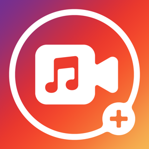 Add Background Music To Video Photo & Video app