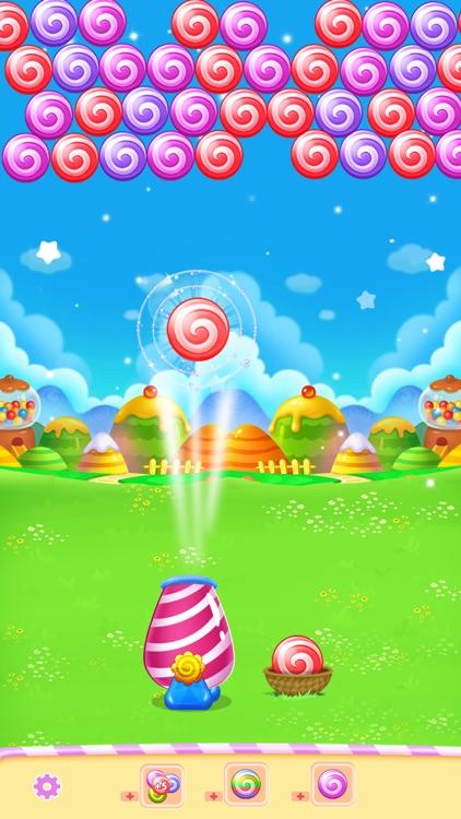 Bubble Shooter Pop Game puzzle screenshot-4