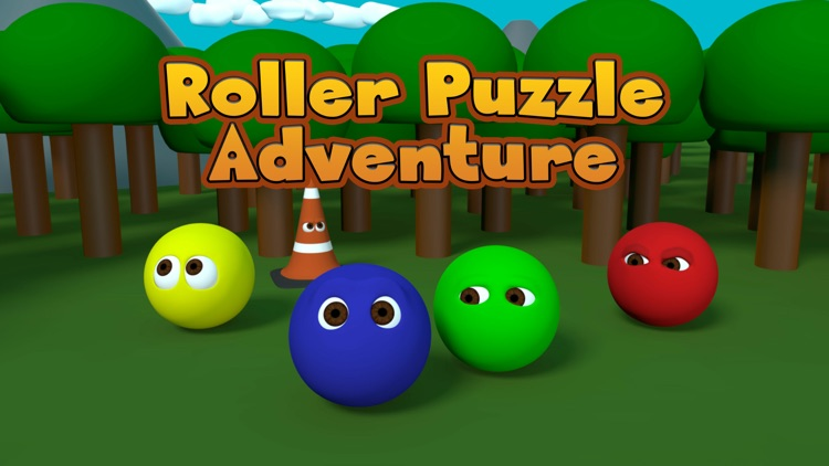 Roller Puzzle Adventure screenshot-5