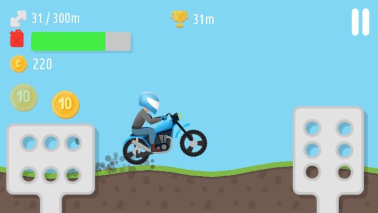 登山摩托车:山地越野爬坡