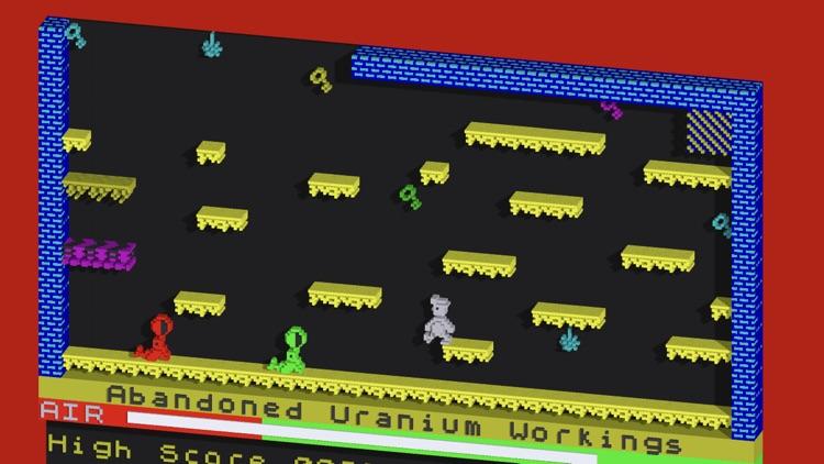 Manic Miner® screenshot-3