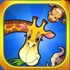 宝贝贴纸动物园:2-5岁学英语卡片拼图游戏