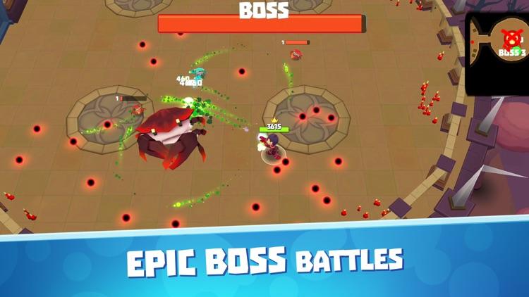 Beam of Magic: Hack and Slash screenshot-3