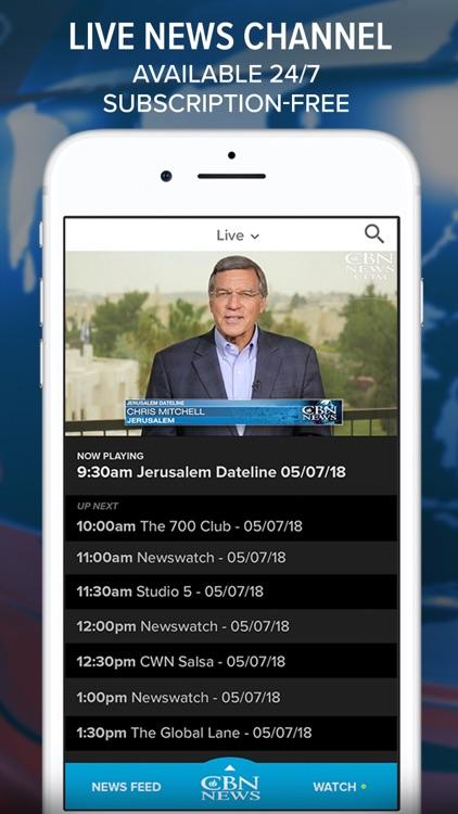 CBN News screenshot-3