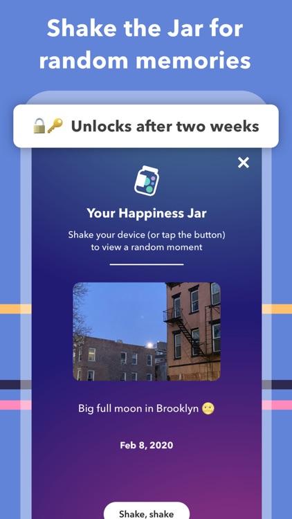 Happyfeed: 3 Good Things a Day screenshot-6