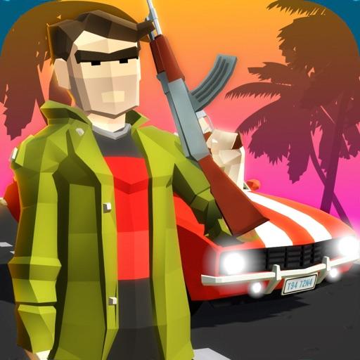 Gangster Crime Auto Polygon