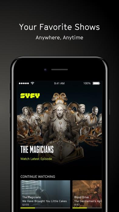 Syfy App