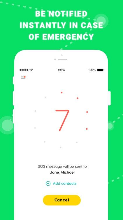 GeoZilla Find my Friends Phone screenshot-4