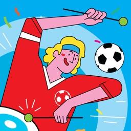Football Fever Sticker Pack