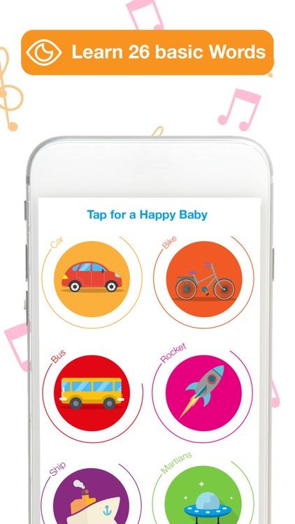 Happy Baby: laugh & learn app screenshot-3