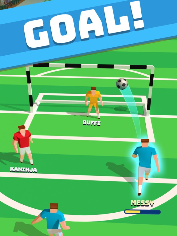 Soccer Hero! screenshot 9