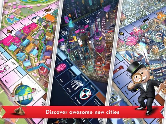 Monopoly iPad app afbeelding 7