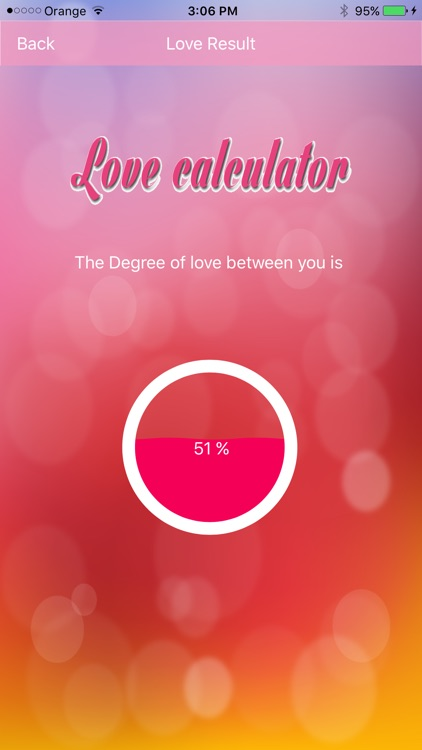 Love Calculator Zodiac screenshot-4