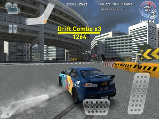 Screenshot #5 for Real Drift Car Racing