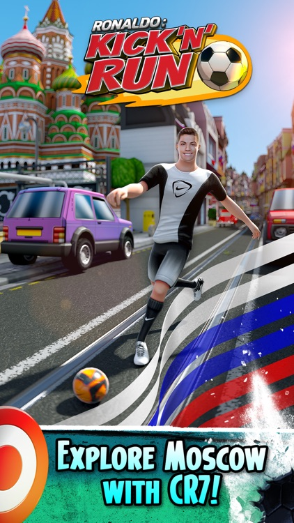 Cristiano Ronaldo: Kick'n'Run screenshot-0