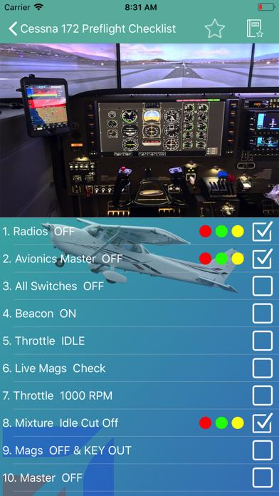 Cessna 172 Preflight Checklistのおすすめ画像2