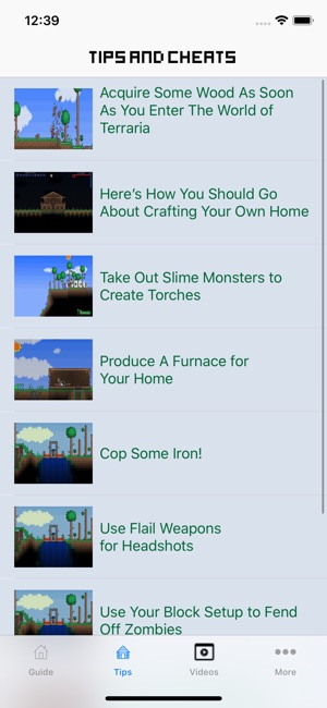 Guide & Wiki for Terraria on the App Store