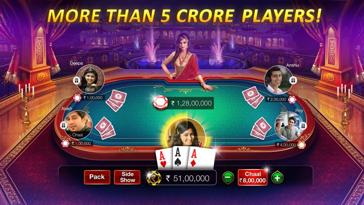 Teen Patti Gold - TPG screenshot-0