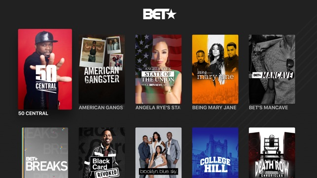 BET NOW - Watch Shows on the App Store