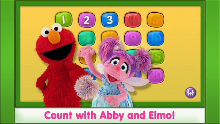 Elmo Loves 123s Lite screenshot-0