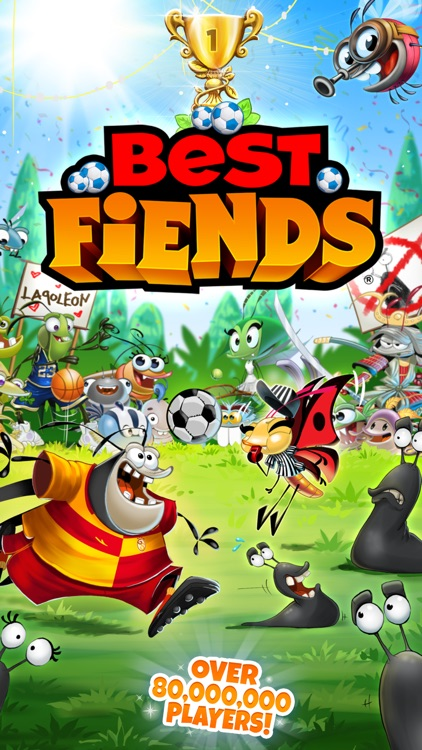 Best Fiends - Puzzle Adventure screenshot-6