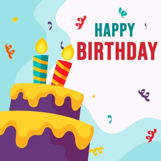 Birthday Cards - Video Maker