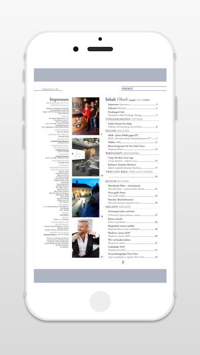 PRESSBURGER ZeitungScreenshot von 3