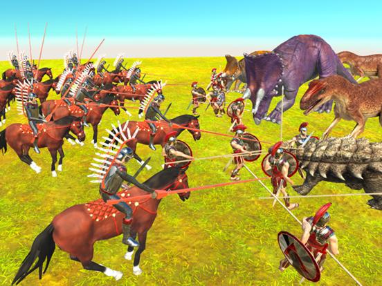 Animal Revolt Battle Simulatorのおすすめ画像6