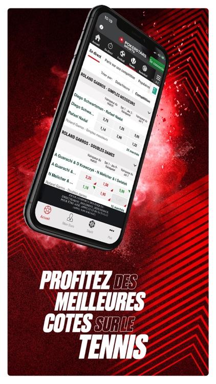 PokerStars Paris Sportifs screenshot-7