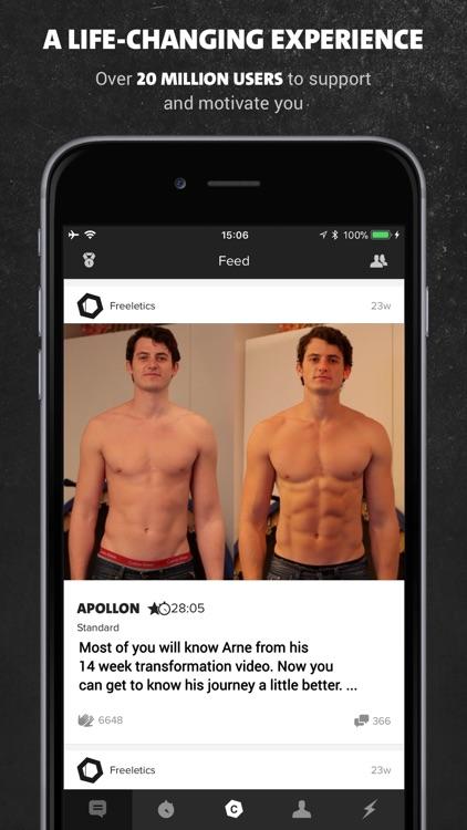 Freeletics Bodyweight screenshot-4