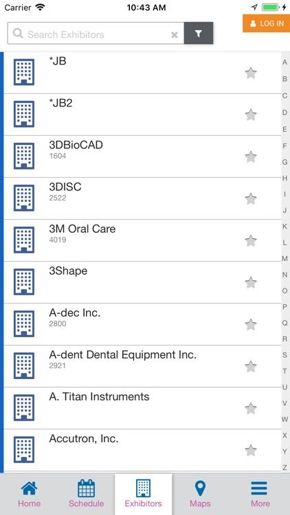 Greater NY Dental Meeting screenshot-3