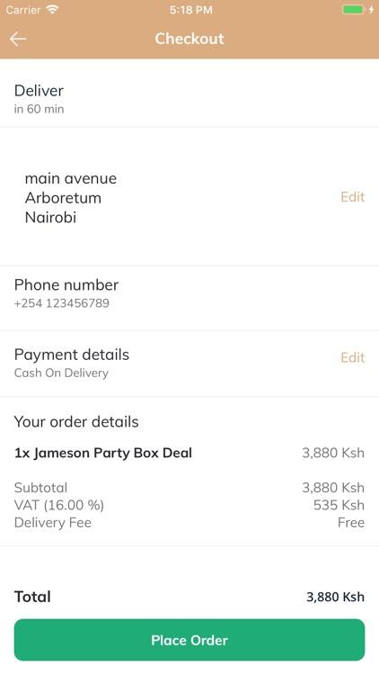 Jumia Party - Spirits & Beers screenshot-5