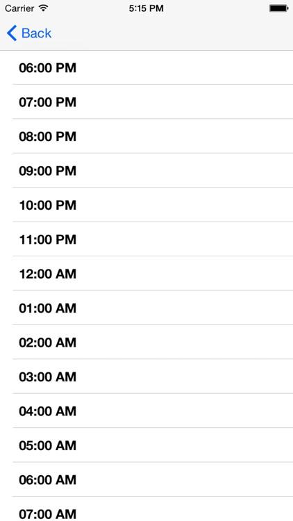 TimeChime: Hourly Chime screenshot-4