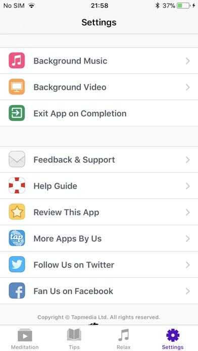 Sleep Now review screenshots