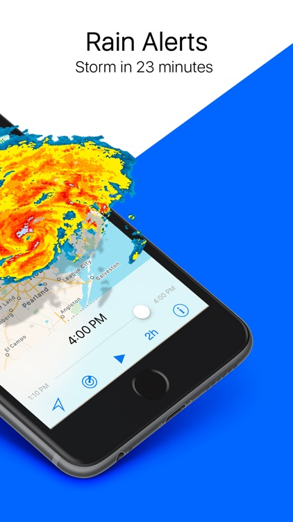 RainViewer Storm Radar