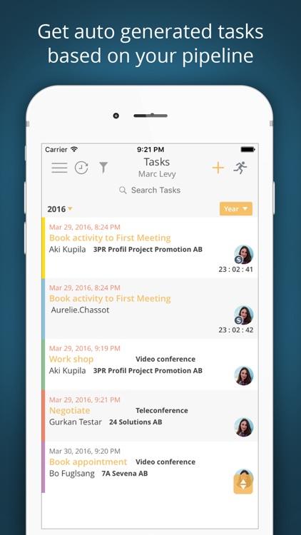 Salesbox CRM - the sales CRM screenshot-4