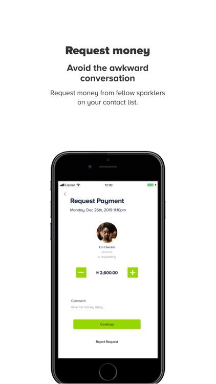 Sparkle - Lifestyle & Finance screenshot-5