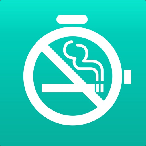 禁煙ウォッチ - 禁煙時間が一目でわかる