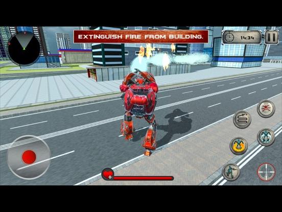 Spider Hero Robot War Game | App Price Drops