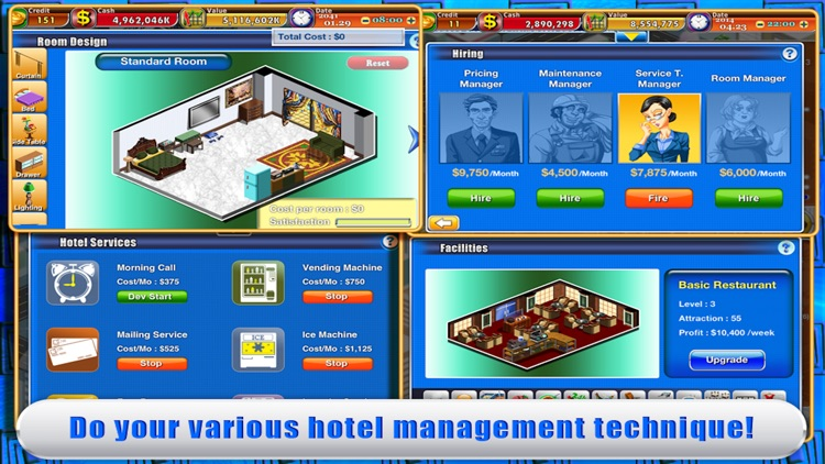 Hotel Tycoon 2 screenshot-4