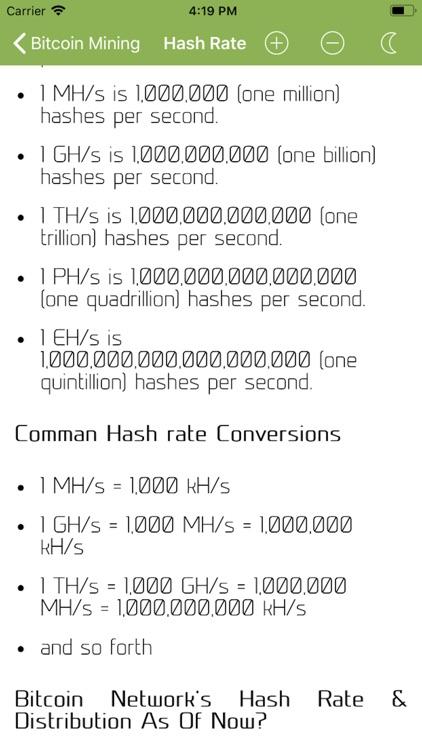Bitcoin Learn & Mine screenshot-7