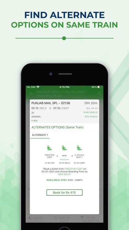 IRCTC train booking-ConfirmTkt screenshot-3