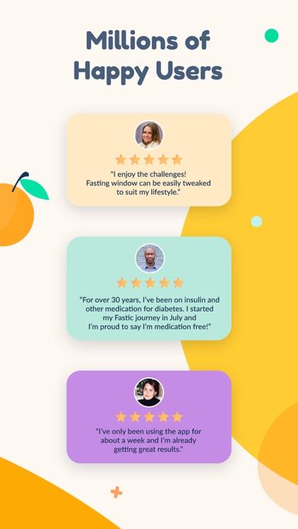 Fastic - Fasting App screenshot-7