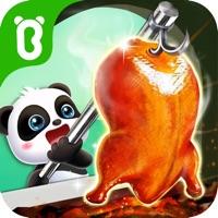 餃子やお団子など中華料理を作る子供向けクッキングゲーム『中華レストラン-BabyBus お料理ゲーム』が無料アプリのマーケットトレンドに