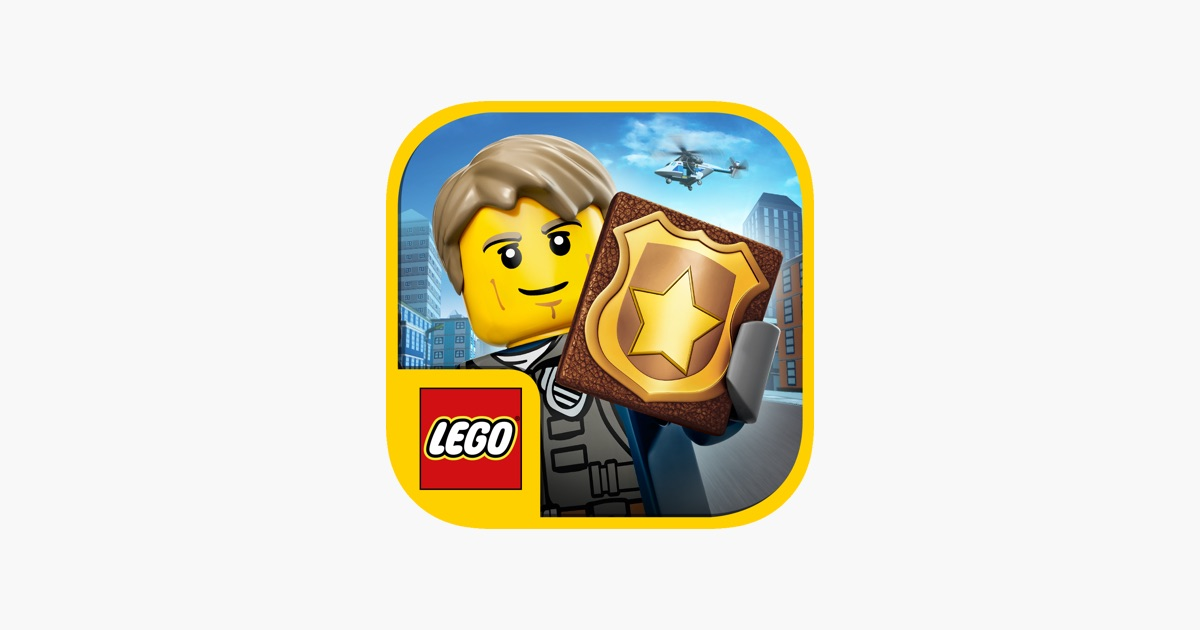 LEGO City game on the App