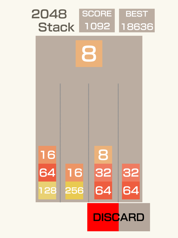2048-Stack screenshot 9