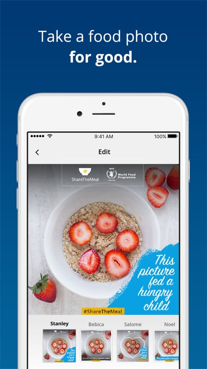 ShareTheMeal screenshot-2