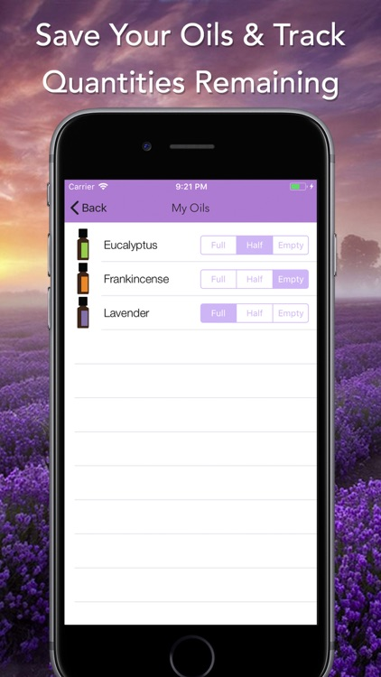 Essential Oils for doTERRA screenshot-3