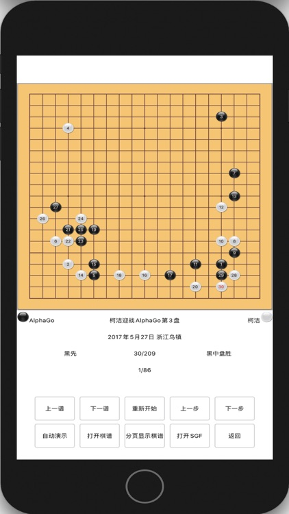 围棋.五子棋.打谱软件