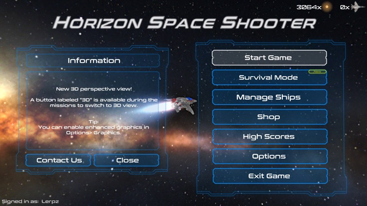 Horizon Space Shooter screenshot-6